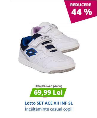 Lotto SET ACE XI CL SL