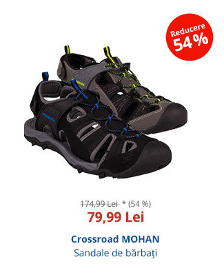 Crossroad MOHAN