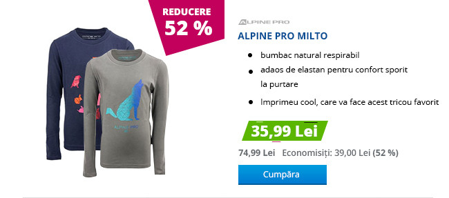 ALPINE PRO MILTO