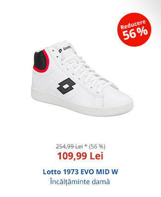 Lotto 1973 EVO MID W