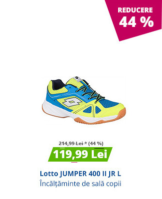 Lotto JUMPER 400 II JR L