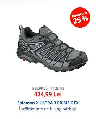 Salomon X ULTRA 3 PRIME GTX