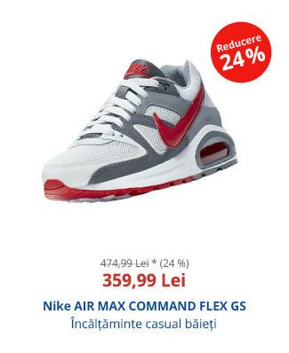 Nike AIR MAX COMMAND FLEX GS