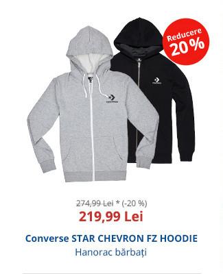 Converse STAR CHEVRON FZ HOODIE
