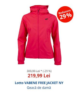 Lotto VABENE FREE JACKET NY