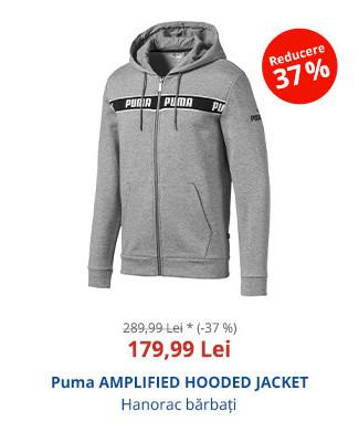 Puma AMPLIFIED HOODED JACKET