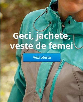 Geci, jachete, veste de femei
