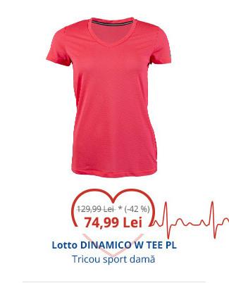 Lotto DINAMICO W TEE PL