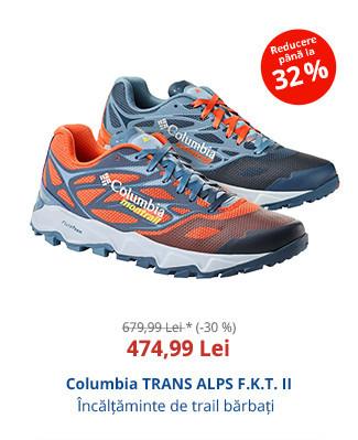 Columbia TRANS ALPS F.K.T. II