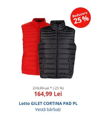 Lotto GILET CORTINA PAD PL