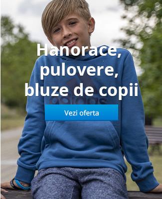 Hanorace, pulovere, bluze de copii