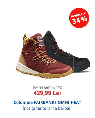 Columbia FAIRBANKS OMNI-HEAT