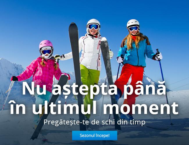 Echipamente de schi