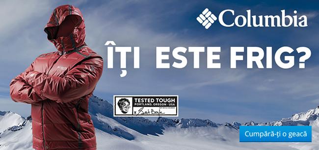 Geci de iarnă Columbia