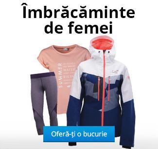 Îmbrăcăminte de femei