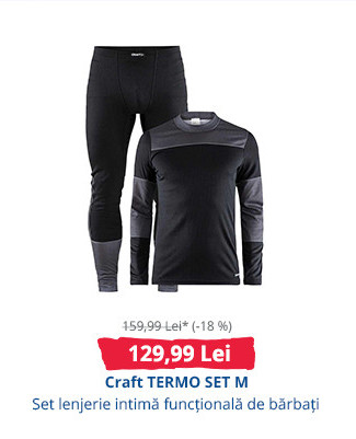 Craft TERMO SET M