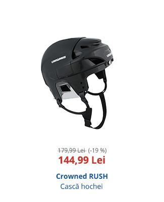 Crowned RUSH