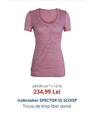Icebreaker SPECTOR SS SCOOP