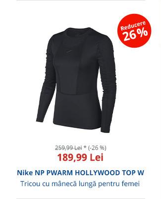 Nike NP PWARM HOLLYWOOD TOP W