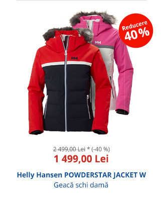 Helly Hansen POWDERSTAR JACKET W
