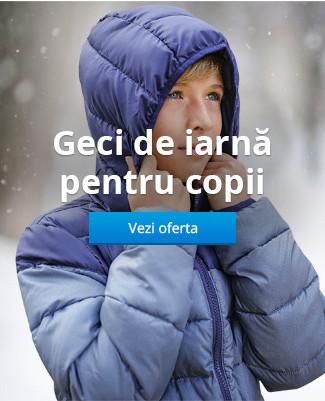 Geci de iarnă pentru copii