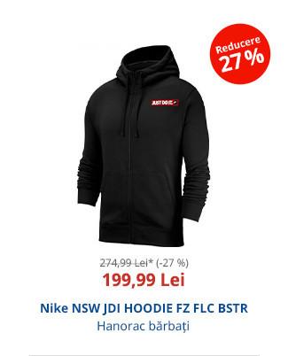 Nike NSW JDI HOODIE FZ FLC BSTR