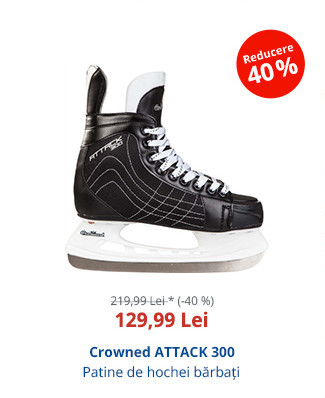 Crowned ATTACK 300