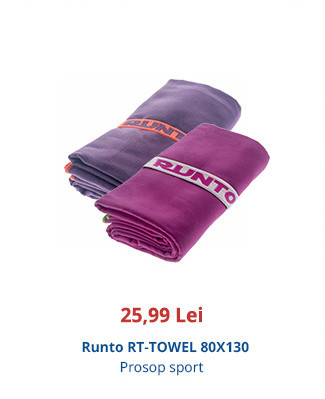Runto RT-TOWEL 80X130