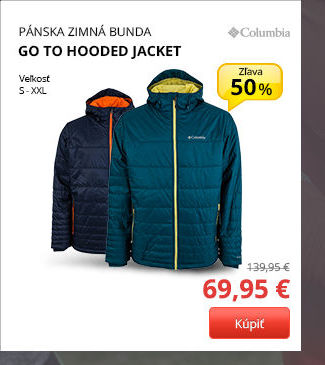 GO TO HOODED JACKET