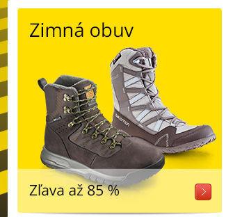 Zimná obuv/ Zľava až 85 %