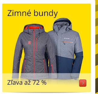 Zimné bundy/ Zľava až 72 %