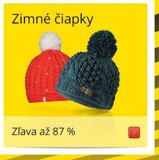 Zimné čiapky/ Zľava až 87 %