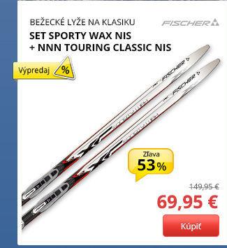 SET SPORTY WAX NIS + NNN Touring Classic NIS