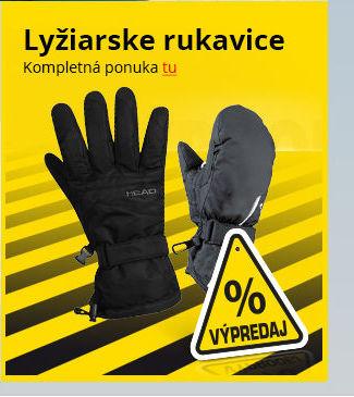 Button - Lyžiarske rukavice