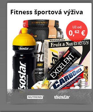 Fitness športová výživa