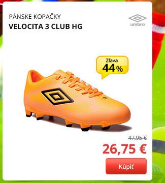 VELOCITA 3 CLUB HG