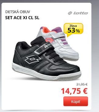 SET ACE XI CL SL