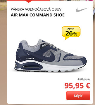 AIR MAX COMMAND SHOE