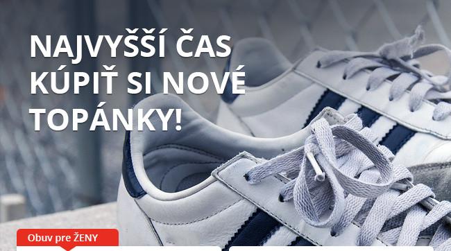Najvyšší čas kúpiť si nové topánky!