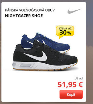 NIGHTGAZER SHOE