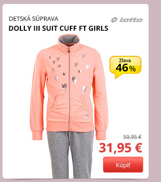 DOLLY III SUIT CUFF FT GIRLS