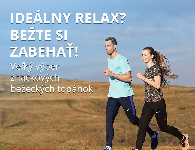 Ideálny relax? Bežte si zabehať!