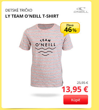 LY TEAM O'NEILL T-SHIRT
