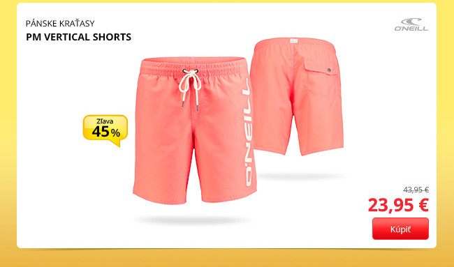 PM VERTICAL SHORTS