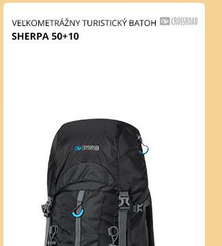SHERPA 50+10