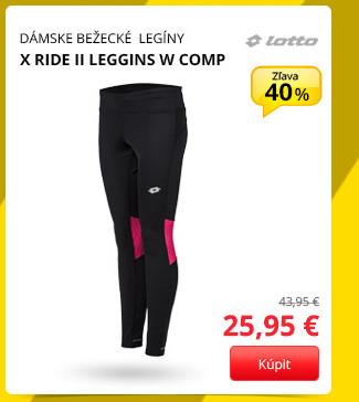 Lotto X RIDE II LEGGINS W COMP