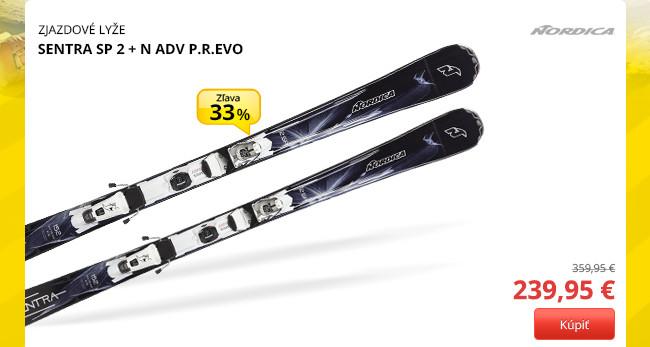 Nordica SENTRA SP 2 + N ADV P.R.EVO