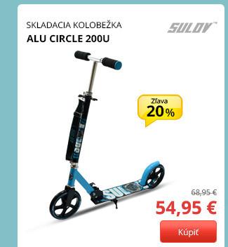 Sulov ALU CIRCLE 200U