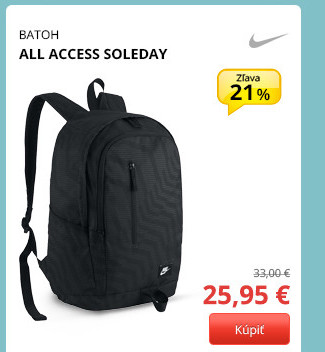 Nike ALL ACCESS SOLEDAY