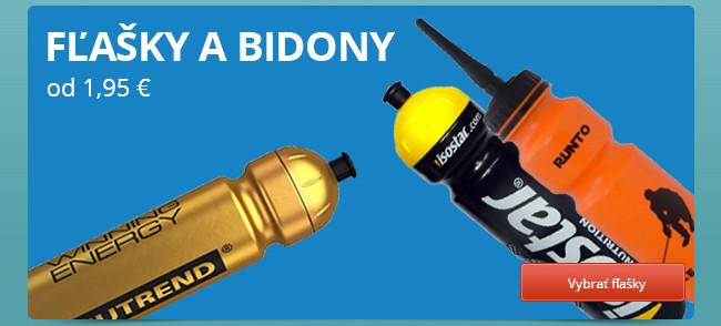 Fľašky a bidony